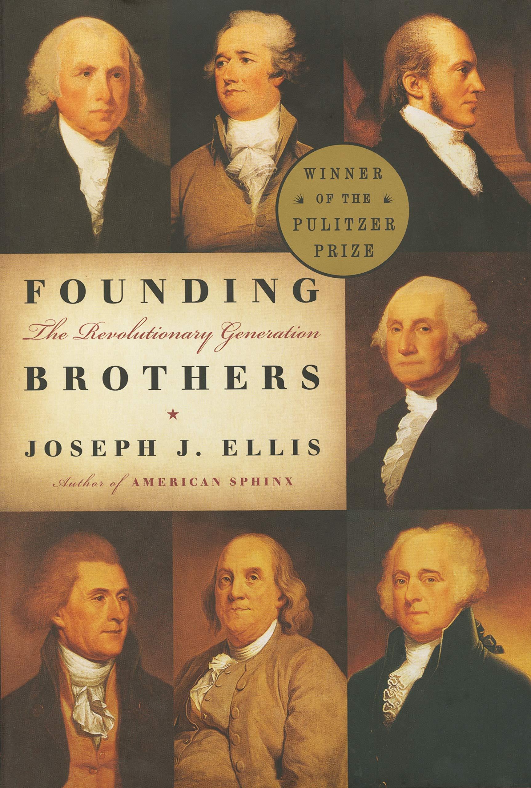 founding-brothers-joseph-ellis